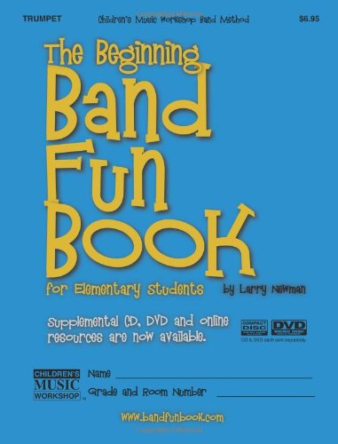 The Beginning Band Fun Book (Trumpet)