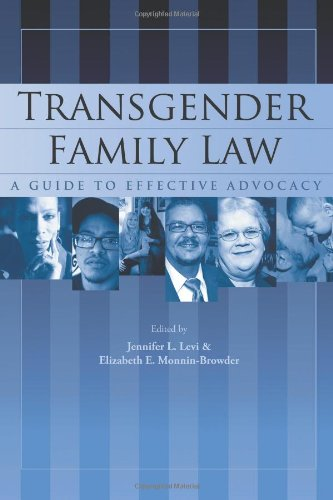 Transgender Family Law: A Guide to Effective Advocacy 9781468552140