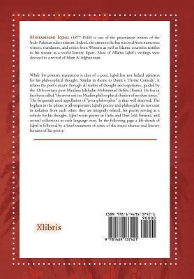 Meditation of Iqbal and Afghanistan 9781469137421