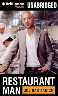 Restaurant Man 9781469201214