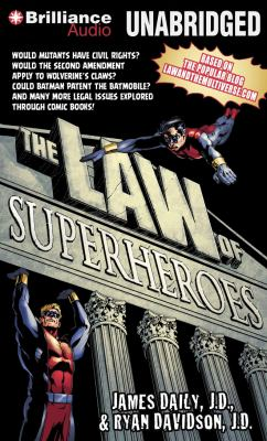 The Law of Superheroes 9781469213651