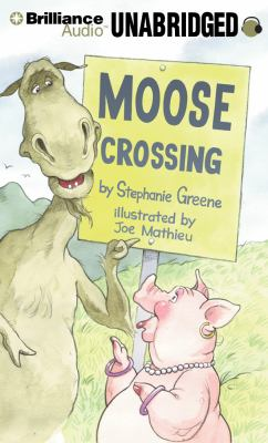 Moose Crossing 9781469215372