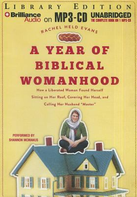 A Year of Biblical Womanhood 9781469225425