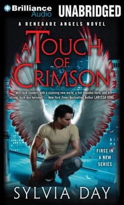 A Touch of Crimson (Renegade Angels Trilogy) 9781469267678