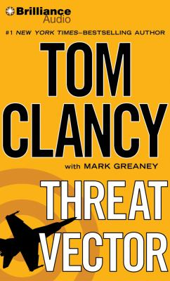 Threat Vector (Jack Ryan Novels) 9781469273808