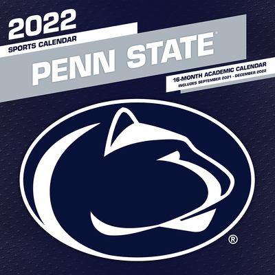 Penn State Nittany Lions 2022 12x12 Team Wall Calendar