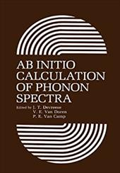 Ab Initio  Calculation of Phonon Spectra 21247589