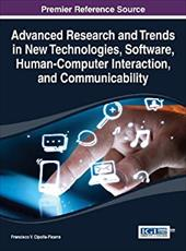 Advanced Research and Trends in New Technologies, Software, Human-computer Interaction, and Communicability 21378941