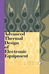 Advanced Thermal Design of Electronic Equipment 21248863