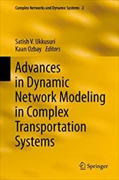 Advances in Dynamic Network Modeling in Complex Transportation Systems 20274581