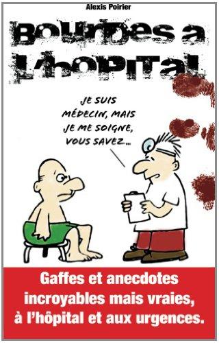 Bourdes L'Hopital 9781461031062
