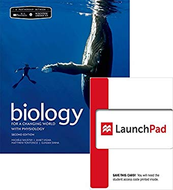 Bundle: Scientific American Biology for a Changing World (Loose Leaf) & LaunchPad (Six Month Access)