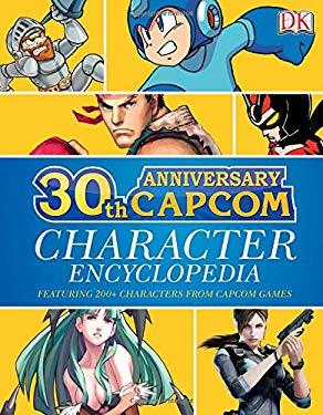 Capcom 30th Anniversary Character Encyclopedia