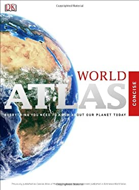 Concise World Atlas (Sixth Edition) 9781465402271