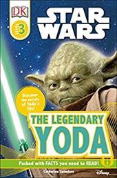 DK Readers: Star Wars: The Legendary Yoda 19382373