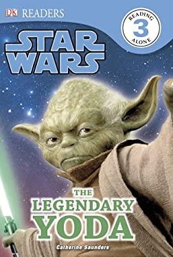 DK Readers: Star Wars: The Legendary Yoda 9781465401854