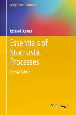 Essentials of Stochastic Processes 9781461436140