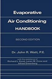 Evaporative Air Conditioning Handbook 21254184