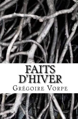 Faits D'Hiver 9781460926048