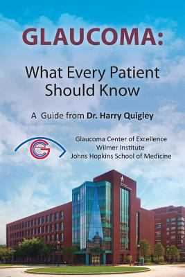 Glaucoma: What Every Patient Should Know 9781461008231