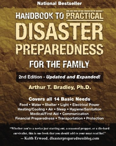 Handbook to Practical Disaster Preparedness for the Family 9781463531102