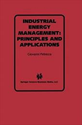 Industrial Energy Management: Principles and Applications: Principles and Applications 21251178