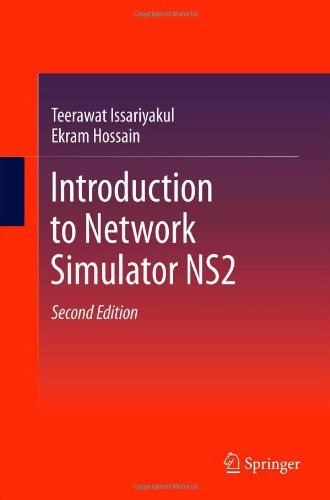 Introduction to Network Simulator Ns2 9781461414056