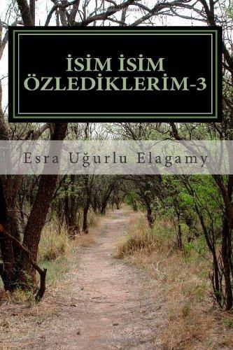 Isim Isim Zlediklerim-3 9781467959407