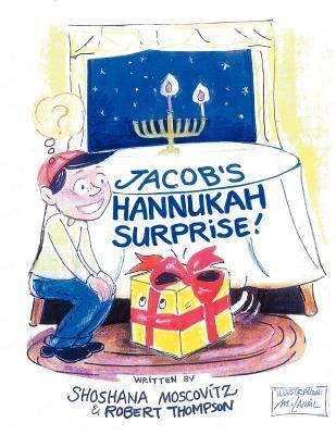 Jacob's Hannukah Surprise! 9781467039062