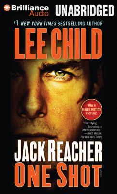 Jack Reacher: One Shot (Movie Tie-In Edition): A Novel 9781469257570
