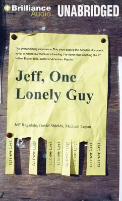 Jeff, One Lonely Guy 9781469204680