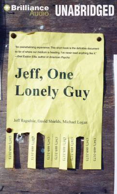 Jeff, One Lonely Guy 9781469204956