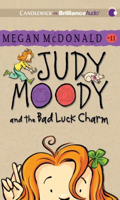 Judy Moody and the Bad Luck Charm 9781469206066
