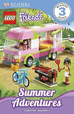 Lego Friends: Summer Adventure 9781465402592