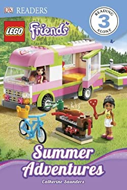 Lego Friends: Summer Adventure 9781465402608
