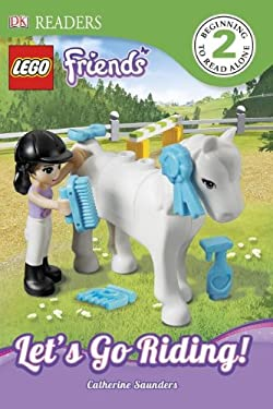 Lego Friends Let's Go Riding 9781465402622
