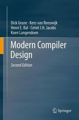 Modern Compiler Design 9781461446989