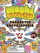 Moshi Monsters: Character Encyclopedia 19496177