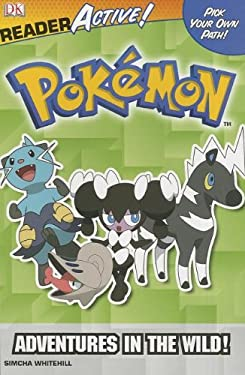 Pokemon Readeractive: Adventures in the Wild! 9781465403933