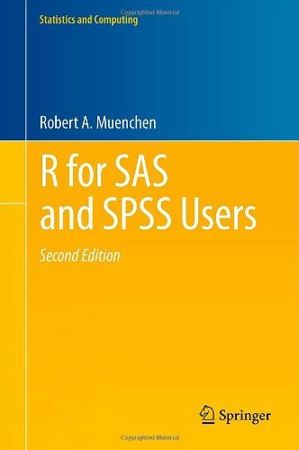 R for SAS and SPSS Users 9781461406846