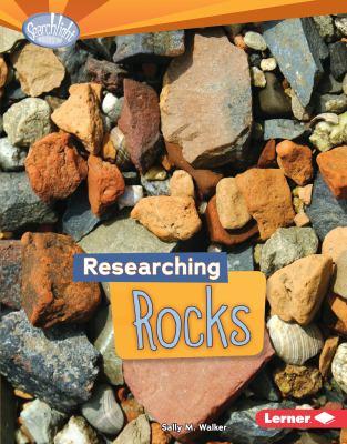 Researching Rocks 9781467700184