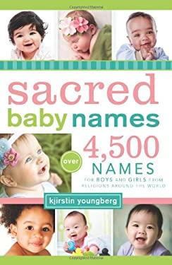 Sacred Baby Names 9781462110247