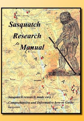 Sasquatch Research Manual 9781462897131