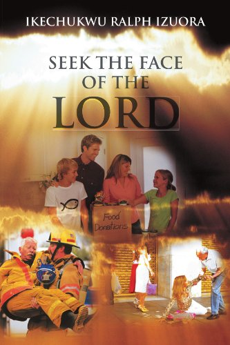Seek the Face of the Lord 9781465303684