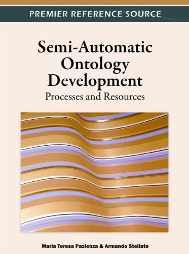 Semi-Automatic Ontology Development: Processes and Resources 9781466601888