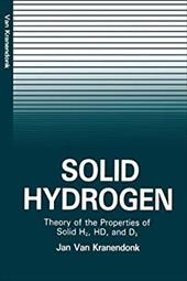 Solid Hydrogen: Theory of the Properties of Solid H2, HD, and D2 21365621