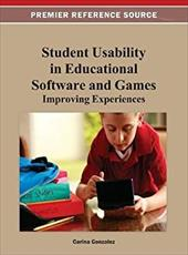 Student Usability in Educational Software and Games: Improving Experiences 18054791