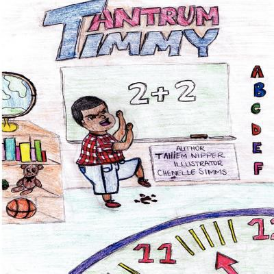 Tantrum Timmy 9781462611188