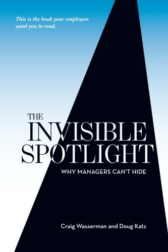 The Invisible Spotlight 9781460926017