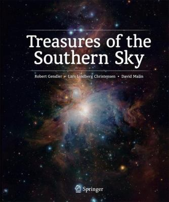 Treasures of the Southern Sky 9781461406273